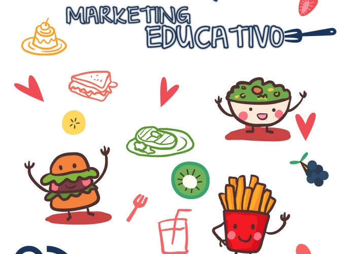 Nutrición y marketing educativo